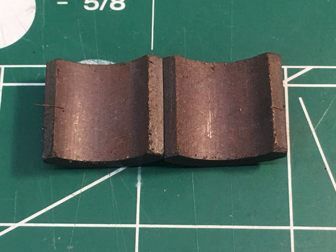 Motor ETC 36D Arco Magnets 1/24 slot car Mid America Naperville