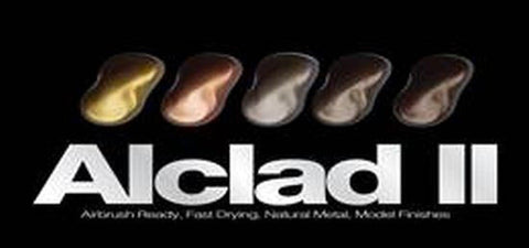 Alclad II CHROME FOR LEXAN 1oz (for Plastic Kits) ALC114  Mid America Naperville