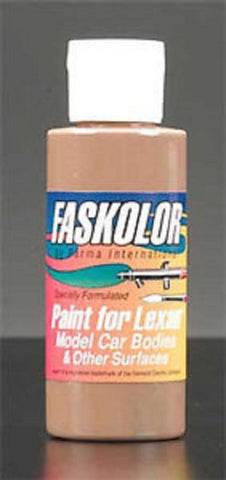 Parma Faskolor FASBEIGE #40008 Airbrush Paint Slot Car 1/24 Mid-America
