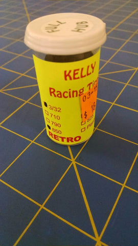Kelly Racing Tires Retro Full Hub 3/32 X 850 from Mid-America Naperville