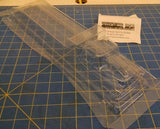 Straightlines SL21 55 Chevy Car Hauler Lexan Drag Body Mid America Naperville
