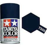 Tamiya TS-55 DARK BLUE Spray Paint Can 3 oz 100ml 85055 Mid-America Naperville
