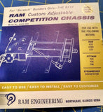 Ram Competition Chassis w/ Drop Arm 1/24from Mid America Naperville