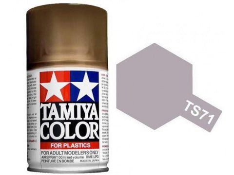 Tamiya TS-71 Smoke Spray Paint Can 3 oz 100ml 85071 Mid-America Naperville