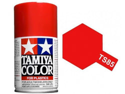 Tamiya TS-85 Bright Mica Red Spray Paint Can 3 oz 100ml 85085 Naperville