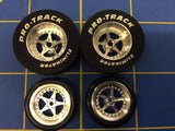 Pro Track 401B Star 1 1/16 x 300 Rear & Front Drag Tires MidAmerica Raceway