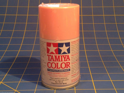 Tamiya PS-11 Pink  Polycarbonate Spray Can 3 oz Paint # 86011  Mid-America