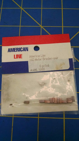 American Line AML#1050 16D Motor Brushes-Pair from Mid America Naperville