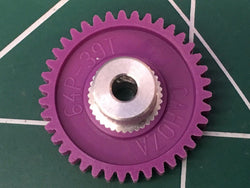 Cahoza 64 Pitch 39 Tooth Spur Gear from Mid America Raceway Naperville