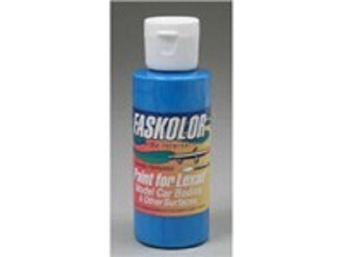 Parma Faskolor FASFLUORESCENT BLUE #40106 Airbrush Paint Slot Car 1/24 Mid