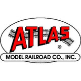 ATLAS 48800 DASH 8-40BW Undecorated Standard Cab Mid-America Naperville