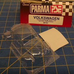 Parma 1/32 Womp-Womp Clear Body - Volkswagen - #875C from Mid America Naperville