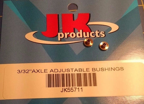 "JK 55711 3/32"" Axle Adjustable Bushings Mid-America Raceway Naperville"