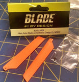 Blade BLH3216OR Main Rotor Blades w/ Hardware Orange from Mid America Naperville