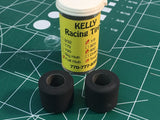 Kelly Racing Tires Yellow Med Hub 1/8 X 850 from Mid-America Naperville