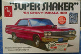 AMT 917 Super Shaker '64 Impala 409  Model Kit Mid America