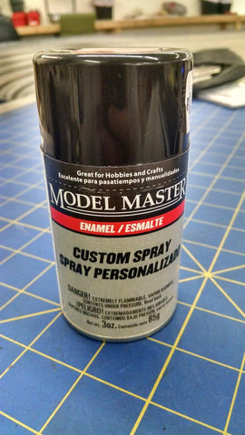 Testors 2956 Model Master Turn Signal Red Spray Paint 3oz Mid America Nape