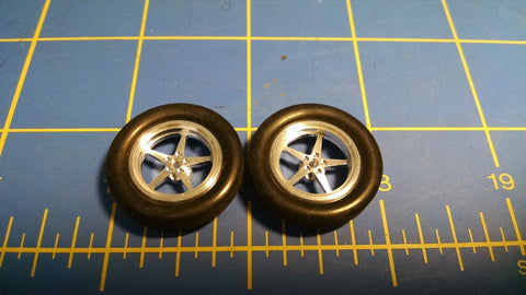 "Pro Track Pro Star Large Tire Drag Fronts 1"" tall for .050 axle Mid America"