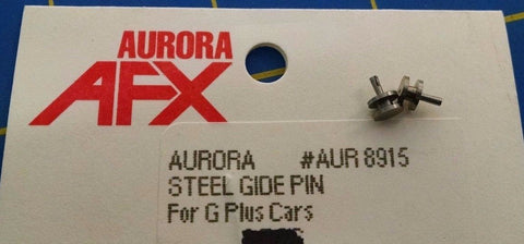 2 Tomy AFX 8915 Super G+ Steel Guide Pins Mid America Raceway