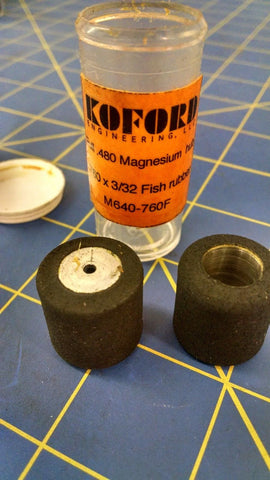 Koford M640-760F 760 X 3/32 Fish Rubber from Mid-America Naperville