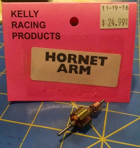 Kelly Racing Products Hornet Armature for C Can 1/24 slot Mid America Naperville