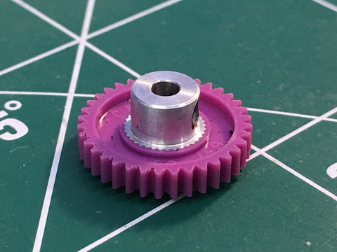 Cahoza 64 Pitch 36 Tooth Spur Gear from Mid America Raceway Naperville