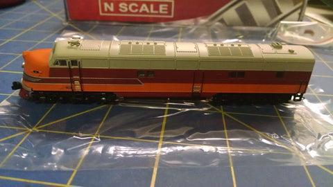 Broadway Limited Imports 3308 EMD E6A MILW #15B Locomotive Mid America Napervill