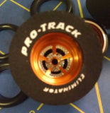 Pro Track N408K 3D Gold 1 3/16x500 1/24 Mid America Naperville