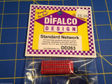 Difalco HD30 218 Ohms Resistor Network - Slow response - DD-263 from Mid-America