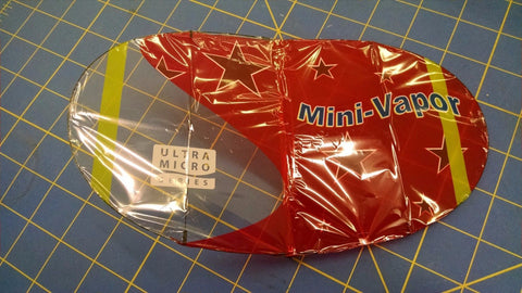 ParkZone PKZU1220 Wing: Mini Vapor from Mid-America Naperville