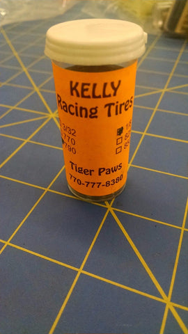 Kelly Racing Tires KRP-0035 Tiger Paws 790 X 1/8 from Mid-America Naperville