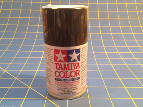 Tamiya PS-23 Gunmetal Polycarbonate Spray Can 3 Paint # 86023 Mid-America
