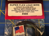 "Parma Superflex Silicone Lead Wire - 36"" - #488  From Mid America Raceway"