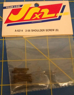 Team Losi A-6214 JRx2 2-56 Shoulder Screws from Mid-America Naperville