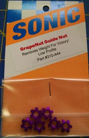 Sonic 310-444 GrapeNut Guide Nut from Mid America Naperville