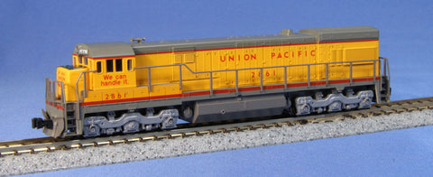 KATO N GAUGE 176-0934 U30C UP #2861 from Naperville