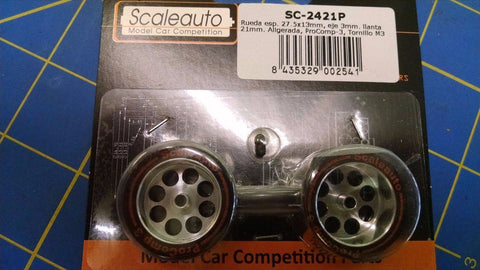 ScaleAuto SC-2421P 27.5x13 Red from Mid America Naperville