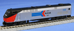 KATO N GAUGE 176-6022 P42 #156 AMTRAK PHASE I from Mid-America Naperville