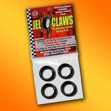 Jel Claws ST-4204 HO 1/43 Scale SCX Compact Front & Rear Tires Mid America