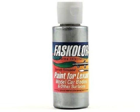 Parma Faskolor FASPEARL WHITE #40051 Airbrush Paint Slot Car 1/24 Mid-America