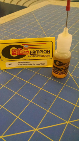 Champion 921 Turbo-Lube Space Age Lube for Less Wear from Mid-America Naperville