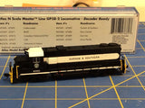 ATLAS 47681 GP38-2 LOCOMOTIVE DURHAM & SOUTHERN 2001 Mid-America Naperville