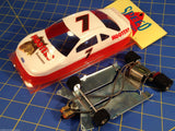 JK 4.5 inch Stocker with Hooters Nascar  from Mid-America Raceway