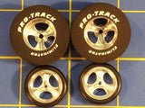 Pro Track N405D Streeter 1 3/16x.435 Rear & Front 1/24 Drag Car Tire Mid America