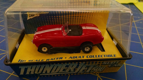 Johnny Lightning #30-22 Snake Eyes Cobra Red w/ White stripe HO AML Naperville
