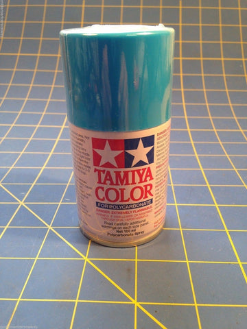 Tamiya PS-3 Light Blue Polycarbonate Spray Can 3oz Paint # 86003 Mid-America