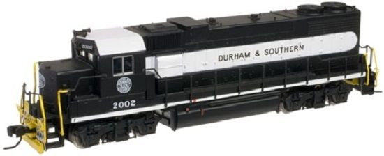 ATLAS 47682 GP38-2 LOCOMOTIVE DURHAM &SOUTHERN 2002 Mid-America Naperville