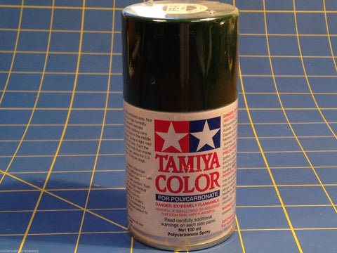 Tamiya PS-9 Green Polycarbonate Spray Can 3 oz Paint # 86008 Mid-America
