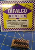 Difalco HD30 180 Ohms Resistor Network DD-255 from Mid-America Naperville