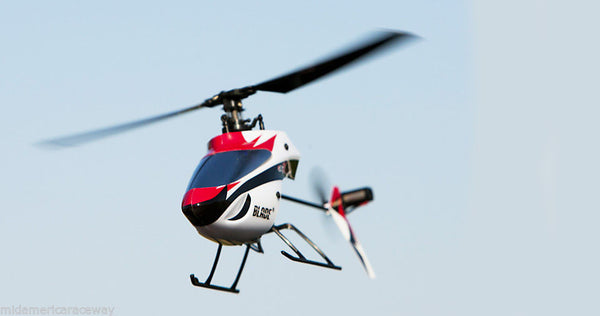 NEW Blade MSRX RTF  Flybarless Helicopter BLH3200 from Mid America